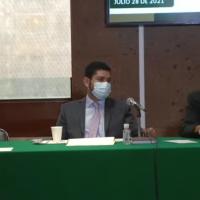 Presenta Plan de Trabajo ante Comisión de Ganadería, Arturo Macosay Cordova